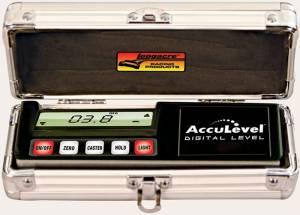 LONGACRE #52-78311 Acculevel Digital Level Pro Model w/Case