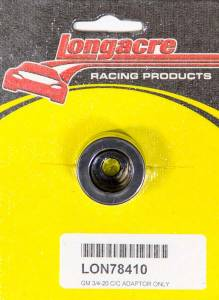 LONGACRE #52-78410 GM Adapter 3/4in - 20 Thread