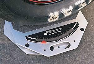 LONGACRE #52-79800 Aluminum Turning Plates