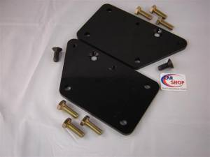 CAR SHOP INC #2349 LS LSX Engine Swap Adapter Plates Engine Mounts 4.8 5.3 5.7 6.0 6.2