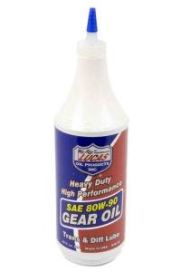 LUCAS OIL #LUC10043 80w90 Gear Oil 1 Qt
