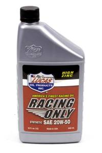 LUCAS OIL #LUC10615 Synthetic Racing Oil 20w50 1 Qt