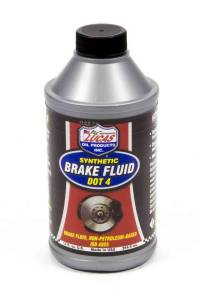 LUCAS OIL #LUC10827 Brake Fluid Dot 4 12oz