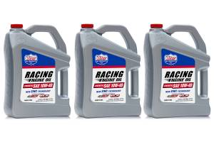 LUCAS OIL #10911 10w40 Synthetic Racing Oil Case 3 x 5 Quart