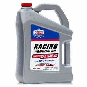 LUCAS OIL #LUC10911 10w40 Synthetic Racing Oil 5 Quart Bottle