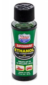LUCAS OIL #LUC10929 Safeguard Ethanol Fuel Conditioner 2oz.