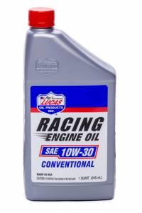 LUCAS OIL #LUC11016 SAE Racing Oil 10w30 1qt