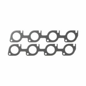 MICHIGAN 77 #MS19980 Header Gasket Set - SBC Round-Port 1.875