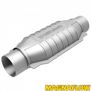 MAGNAFLOW PERF EXHAUST #94009 SS Cat Converter Oval Universal 3.00 In/Out