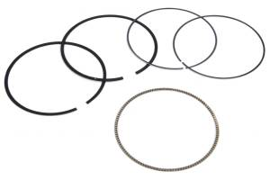 MAHLE PISTONS #4045MS-112-1 Piston Ring 4.040 (1pk) 1.0mm 1.0mm 2.0mm