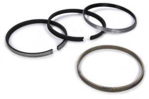 MAHLE PISTONS #4140MS-112 Piston Ring Set 4.135 1.0mm 1.0mm 2.0mm