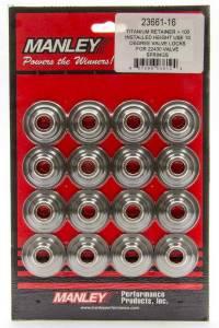 MANLEY #23661-16 10 Degree Titanium Retainers