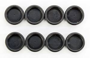 8mm Lash Caps