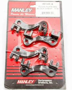 MANLEY #42149-8 7/16in BBC Guide Plate