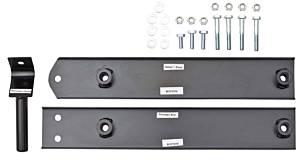 MASTERCRAFT #624005 Seat Adapter Kit 97-02 Jeep TJ - Passenger Side