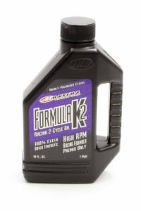 MAXIMA RACING OILS #MAX22916S 2 Cycle Oil 16oz Formula K2