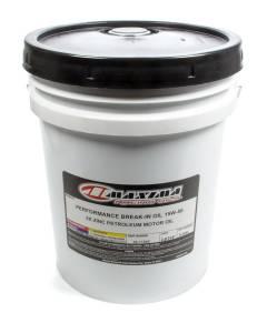 MAXIMA RACING OILS #39-11505 15w50 Break-In Oil 5 Gal
