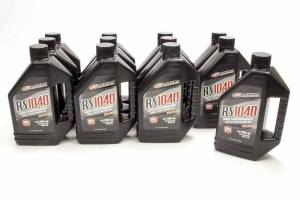 MAXIMA RACING OILS #39-16901 10w40 Synthetic Oil Case 12x1 Quart RS1040