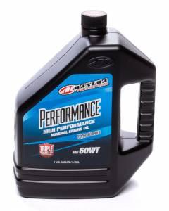 MAXIMA RACING OILS #MAX39-379128S 60w Petroleum Oil 1 Gal