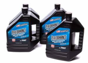 MAXIMA RACING OILS #39-389128 70w Petroleum Oil Case 4 x 1 Gallon
