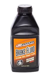 MAXIMA RACING OILS #MAX80-81916S Brake Fluid Dot 5 16.9oz Bottle