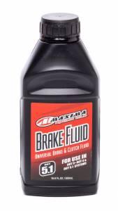 MAXIMA RACING OILS #MAX80-82916S Brake Fluid Dot 5.1 16.9oz Bottle