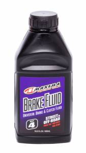 MAXIMA RACING OILS #MAX80-86916S Brake Fluid Dot 4 16.9oz Bottle