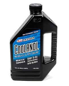 MAXIMA RACING OILS #MAX82964S Coolanol Coolant 1/2 Gallon