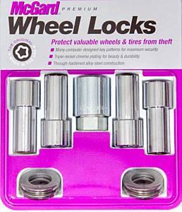 MCGARD #23181 WHEEL LOCK 1/2 X-LONG SHANK (4)