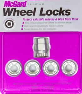 MCGARD #24019 WHEEL LOCK 14MM X 1.50 CONICAL SEAT (4)