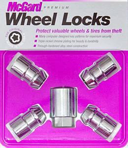 MCGARD #24234 WHEEL LOCK 9/16 CONICAL SEAT (4)