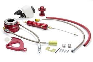 MCLEOD #14-325 Hyd Throwout Bearing & Hyd Clutch Quadrant Kit