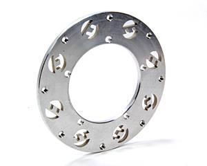 MOSER ENGINEERING #4110 Adapter - 8-Bolt Brake Rotor - Aluminum