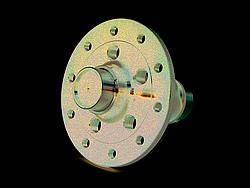 MOSER ENGINEERING #5S12334 GM 12 Bolt Steel Full Spool 33 Spline/4 Series