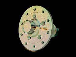 MOSER ENGINEERING #5S9F35 Ford 9in. Steel Full Spool 35 Spline