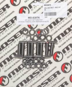 MOSER ENGINEERING #838TK 3/8in HSG END T-BOLT KIT /EA