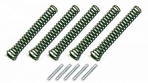 MELLING #55049 Oil Pressure Springs - 49# Green (5pk)