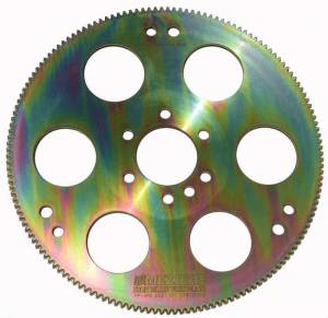 MEZIERE #FP300 Billet Flexplate - SFI Chevy V8 - 168 Tooth
