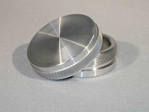 MEZIERE #PN6500 2.5 Filler Cap & Bung - Weld-In