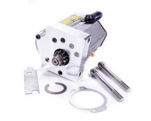 MEZIERE #TS119 HD Offset Starter - GM LS Engine w/168 Tooth