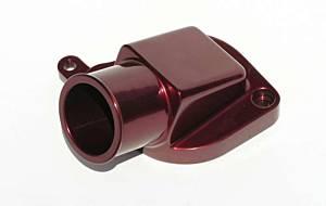 MEZIERE #WN0019R LS1 Billet Water Neck - Red