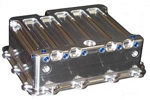 MEZIERE #WTP310 Transmission Pan - GM P/G - Aluminum