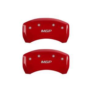 MGP CALIPER COVER #22046SMGPRD 02-   BMW Caliper Covers Red