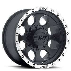 MICKEY THOMPSON #90000020048 Wheel-15x10 5x4.5 3-5/8 MT Classic Baja Lock