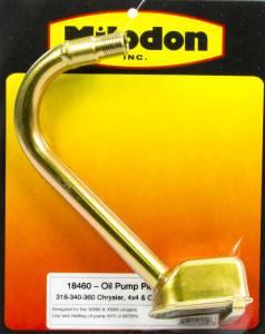 MILODON #18460 Oil Pump Pick-Up