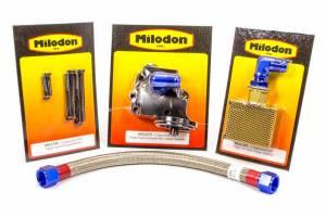 MILODON #21010 BBM Oil System Single Line Static
