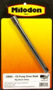 MILODON #23060 BB Chevy Oil Pump Shaft