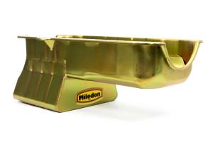 MILODON #30907 Oil Pan - SBC 6qt. RH Dipstick