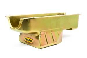 MILODON #30941 SBM Oil Pan - Low Profile