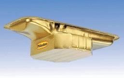 MILODON #31580 Oil Pan - BBM 383-440 7qt.